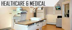 Healthcare Industry Construction and Renovation Projects; hospitals
