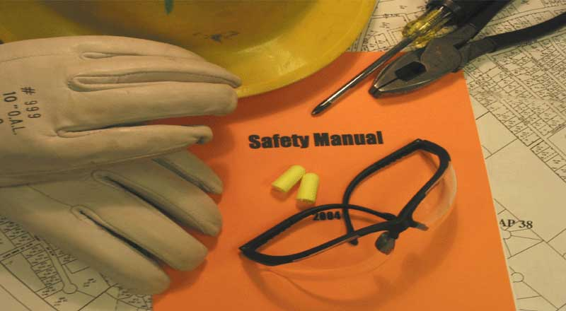 Construction Site Safety Manual